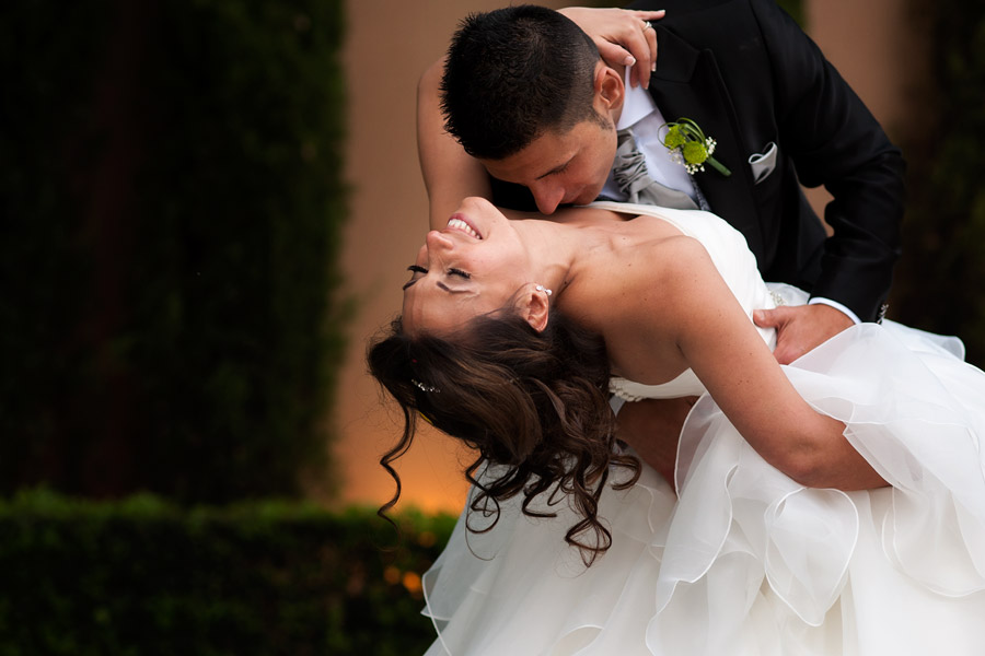 foto de boda en la Quinta del Jarama de San Sebastian de los Reyes