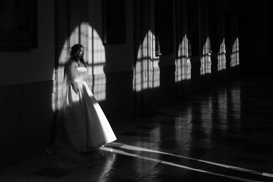 fotografo de boda en el monaterio de el escorial de madrid