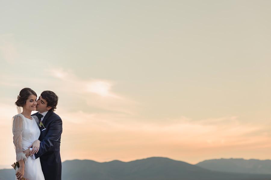 fotografo bodas claustros de ayllon