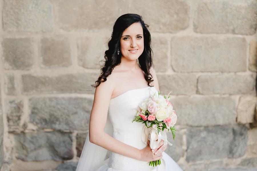 fotos de boda en toledo en el puente de san martin