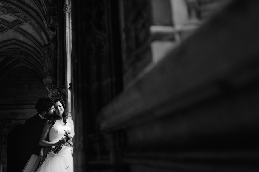 fotos de boda monasterio san juan de los reyes