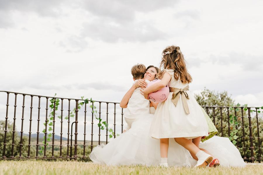 fotografo de bodas en aldea de santillana