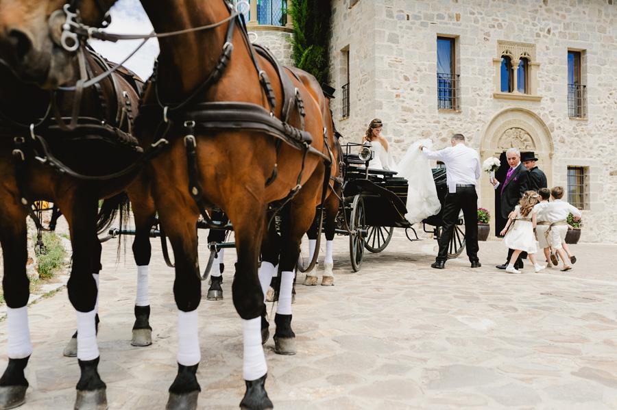 fotos de boda en aldea de satillana
