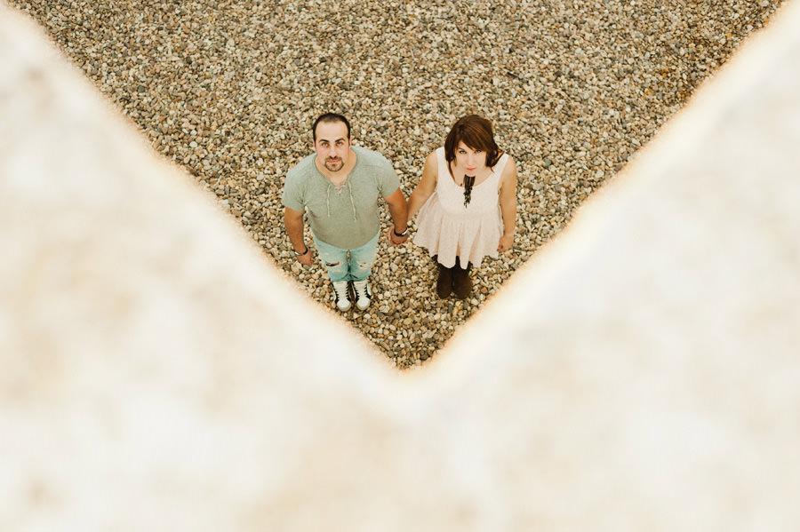 sesion de fotos de pareja en madrid