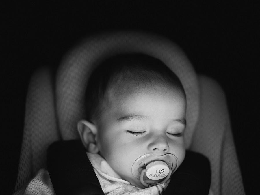 fotos de bebe de bautizo
