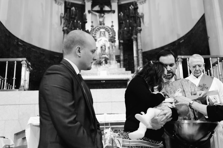 fotos de bautizo en santa maria del silencio