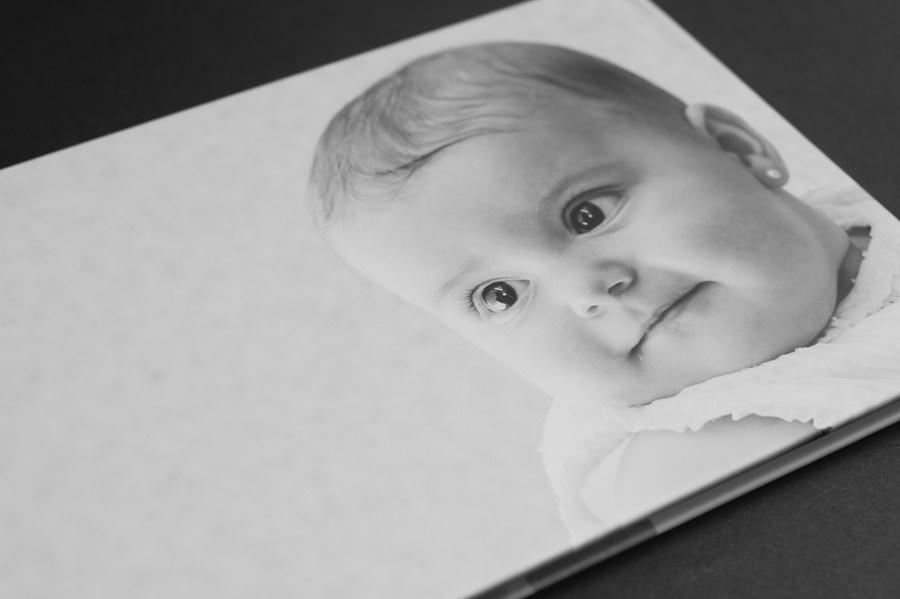 album de fotos de bautizo