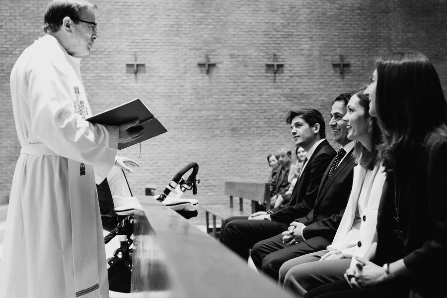 bautizo en la parroquia san pedro martir dominicos