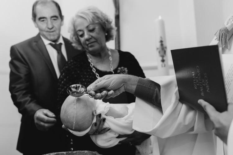 bautizo en la residencia infantil isabel de castilla