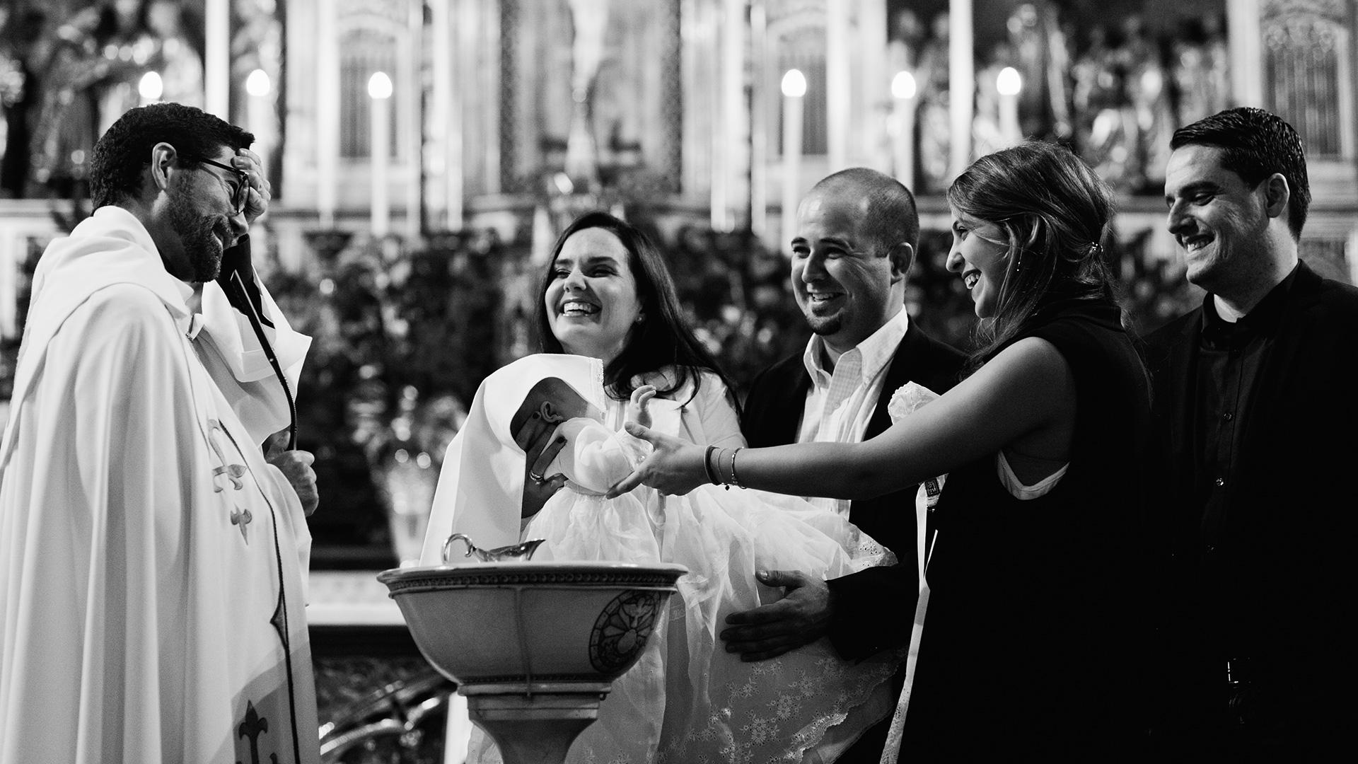 bautizo en la basilica de nuestra señora de la concepción de madrid