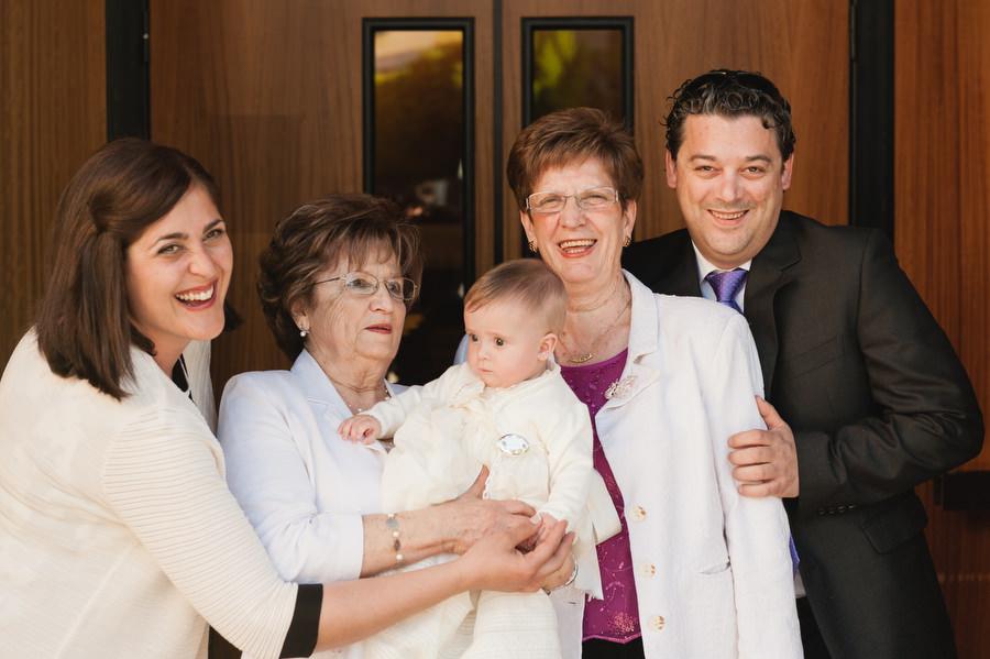 fotos de familia de bautizo en torrejon
