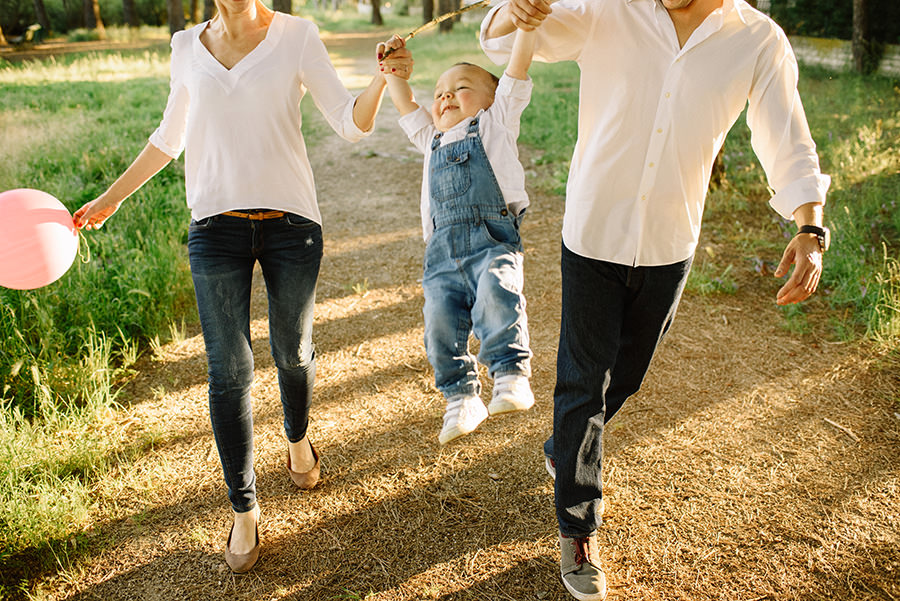 reportaje de fotos de familia