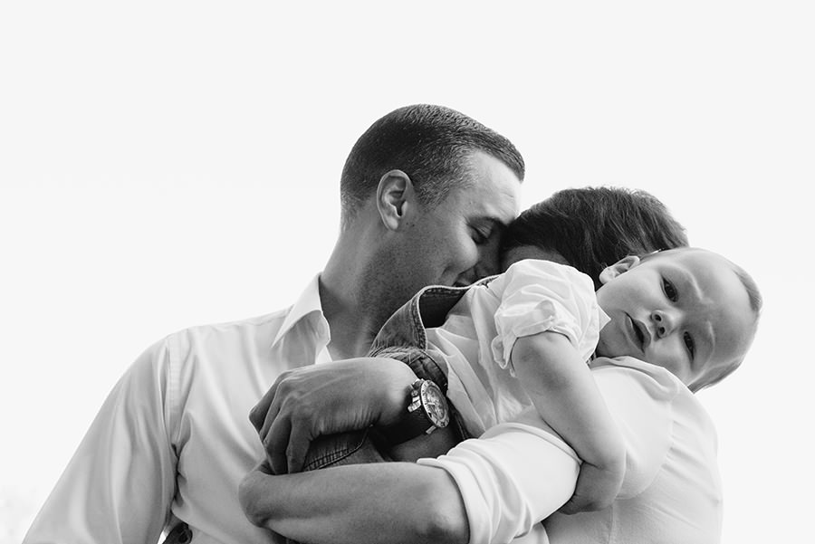reportaje de fotos de familia en madrid