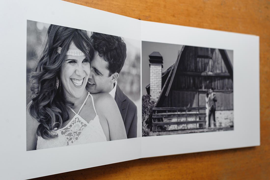 album de boda tapizado vintage collection