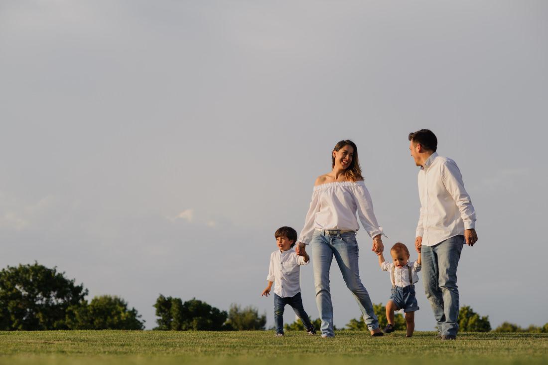 fotografo familia madrid campo las naciones