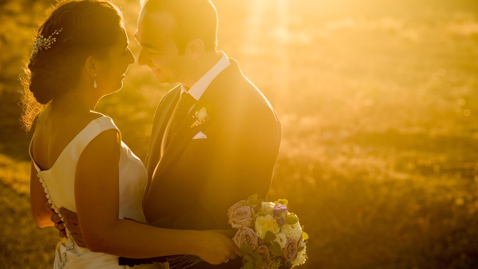 foto de boda en la finca la matilla