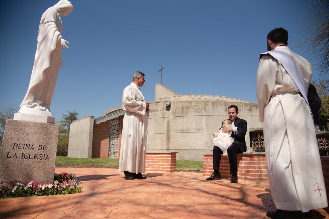 bautizo en fuente del fresno
