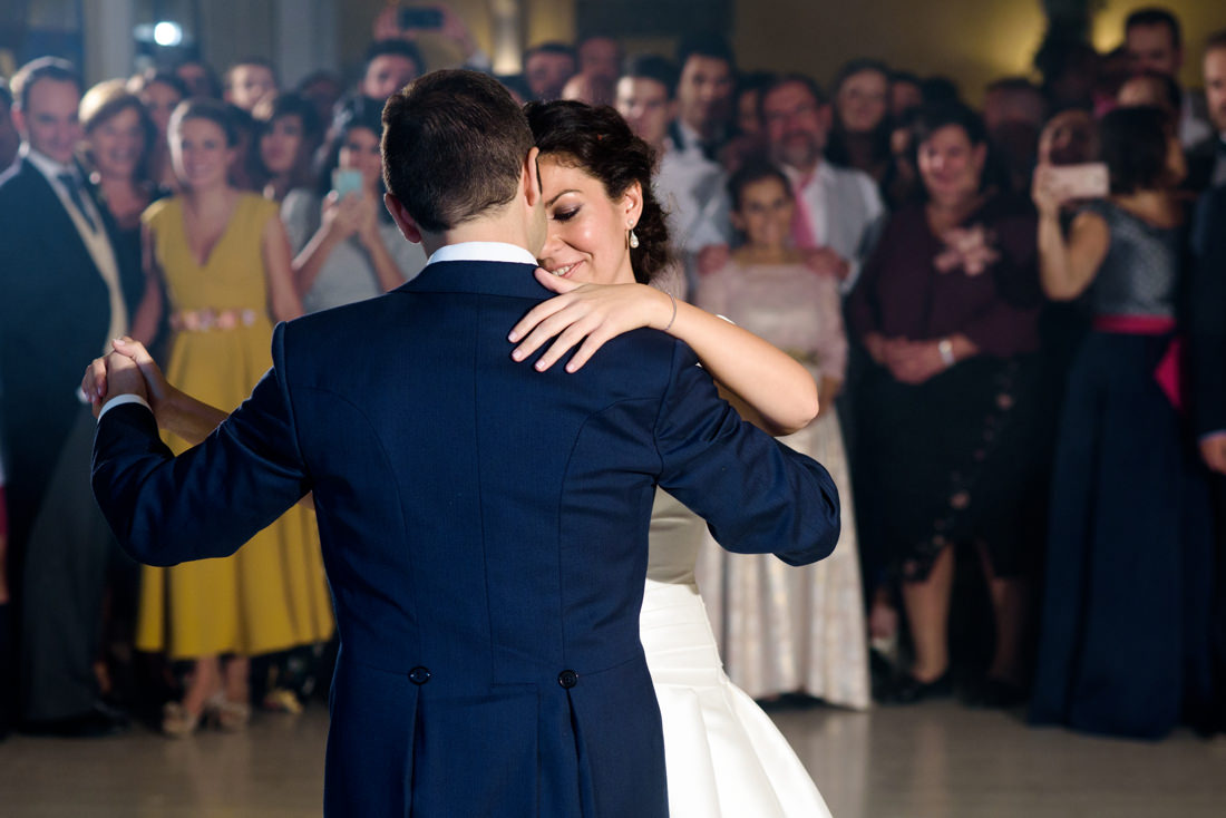 foto baile novios finca la matilla guadalajara