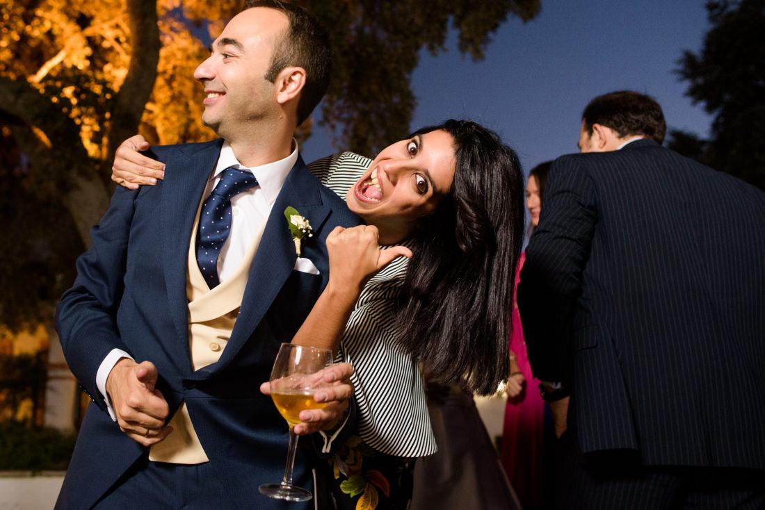foto boda cocktail finca la matiila guadalajara