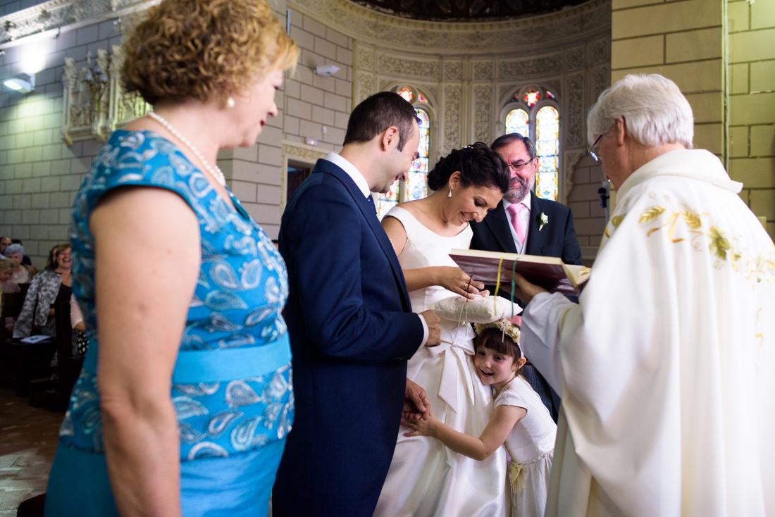 foto boda guadalajara parroquia santa maria micaela