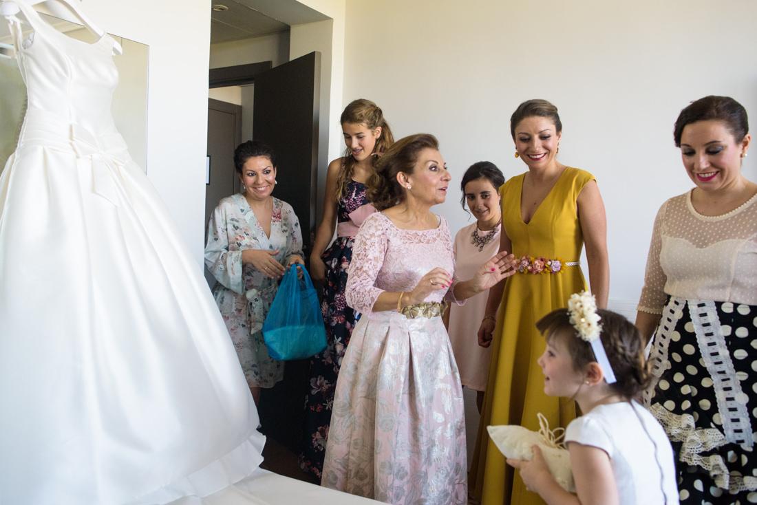 fotos preparativos novia hotel pax guadalajara