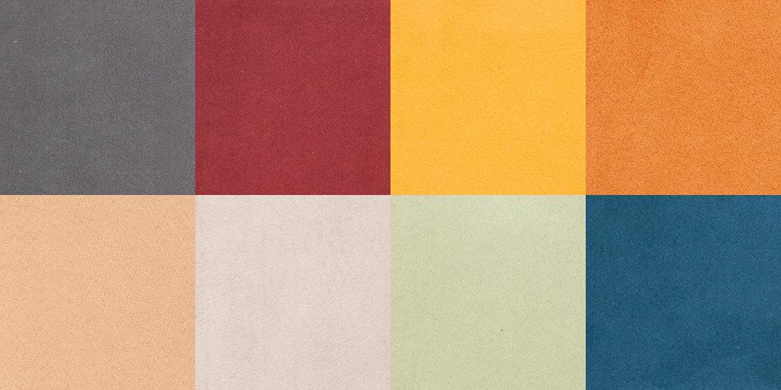 colores tapas album estilo aterciopelado
