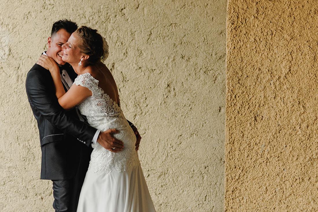 boda civil en la posta real
